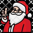 Santa Claus Claus Father Icon