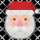 Santa Claus Santa Xmas Icon