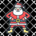 Santa Claus Santa Claus Icon