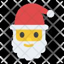 Santa Claus Nicholas Icon