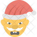 Santa Claus Christmas Icon