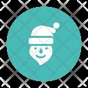 Santa Claus Xmas Icon
