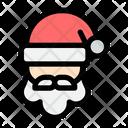 Christmas X Mas Santa Claus Icon