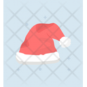 Santa Claus Cap Icon