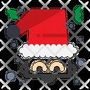 Santa Claus Face Santa Claus Santa Face Icon