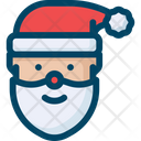 Santa Clause Santa Santa Hat Icon