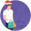 Santa Claus Santa Costume Christmas Gift Icon