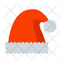 Hat Santa Cap Icon