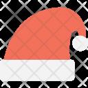 Santa Hat Claus Icon