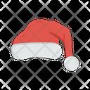Santa Cap Christmas Icon