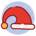 Santa Hat Hat Headpiece Icon