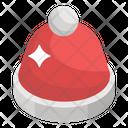 Santa Hat Hat Santa Cap Icon