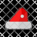 Santa Hat Christmas Xmas Icon
