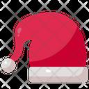 Santa Hat Christmas Hat Hat Icon