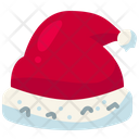Santa Hat Christmas Christmas Hat Icon