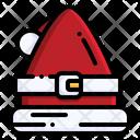 Santa Hat Winter Hat Santa Claus Icon