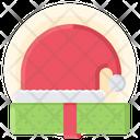 Hat Santa Claus Icon