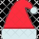 Christmas Hat Santa Claus Icon