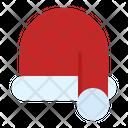 Santa Hat Christmas Icon