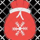 Santa Sack Icon