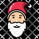 Santa Claus Year Icon