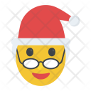 Mrs Claus Christmas Icon