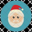 Santaclaus Santa Claus Icon