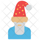 Santa Claus Saint Icon