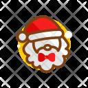 Santa Claus Festival Icon