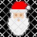 Celebration Christmas Claus Icon