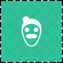 Santaclaus Clown Jester Icon