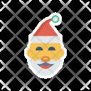 Santaclaus Clown Party Icon