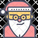 Santaclause Santa Christmas Icon