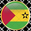 Sao Tome Principe Icon