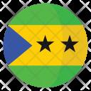 Sao Tome Icon