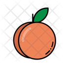 Sapodilla Fruit Healthy Icon