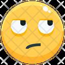 Sarcastic Emoji Emotion Icon