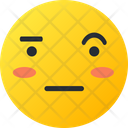 Sarcastic Smiley Avatar Icon