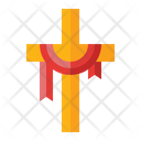 Sash Cross Religion Icon
