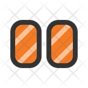 Sashimi Fish Tuna Icon