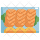 Sashimi Seafood Food Icon