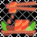 Sushi Fish Food Icon