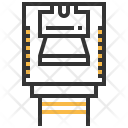 Sata Cable Connector Icon