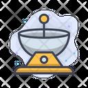 Satelite Space Astronomy Icon