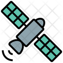 Satelite Signal Planet Icon