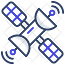 Satelite Communication Gps Icon