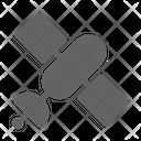 Satellite Sputnik Radar Icon