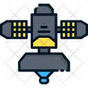 Satellite Signal Broqadcast Icon