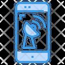 Satellite Network Internet Icon