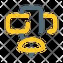 Satellite Signal Connection Icon